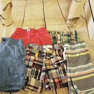Lot of Toddler Shorts